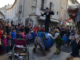 Cissous et filipon dans la rue